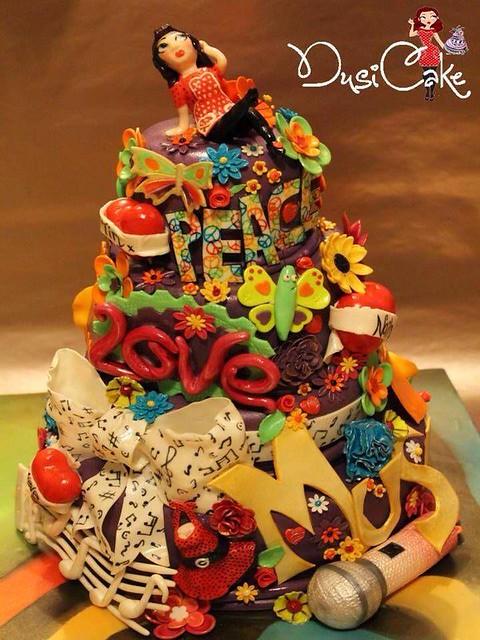 Cake by DusiCake