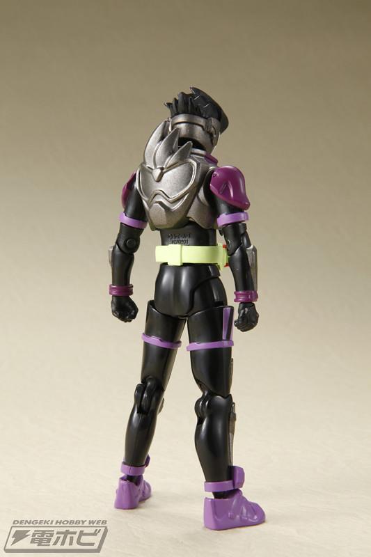 嶄新系列「全可動SAGA」《假面騎士》轉蛋作品!フルアクションフィギュアSAGA 仮面ライダー01