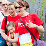 The Myton Hospices Walk for Myton 2016