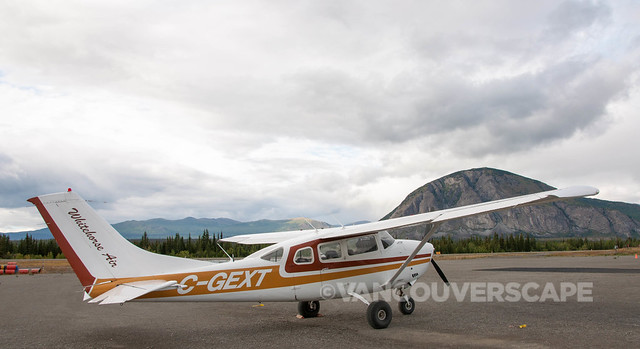 Kluane National Park/Cessna