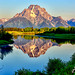 SUNRISE AT OXBOW BEND by Aspenbreeze
