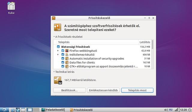 Asus Eee PC 1001HA korszerűsítése projekt #8