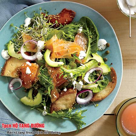 Người bệnh tiểu đường nên ăn nhiều rau xanh mỗi ngày
