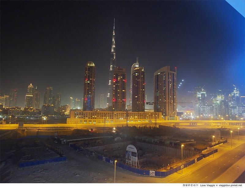 【杜拜 Dubai】超實惠杜拜公寓酒店住宿 鄰近哈里發塔與杜拜購物中心Damac Maison Canal Views @薇樂莉 Love Viaggio | 旅行.生活.攝影