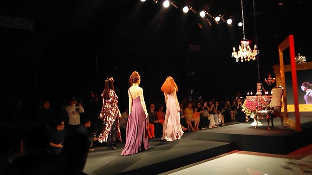 #AvedaThailand #Aveda #HairShow Autumn Winter 2015 Sublime Spirit