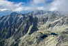 At the top of the Lomnicky Stit, Slovakia by martinantal