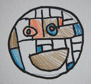 20 - Mondrian - O