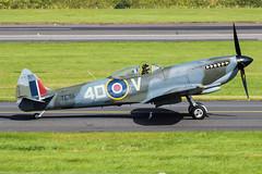 TE311 4D-V Supermarine Spitfire Mk XVI BBMF