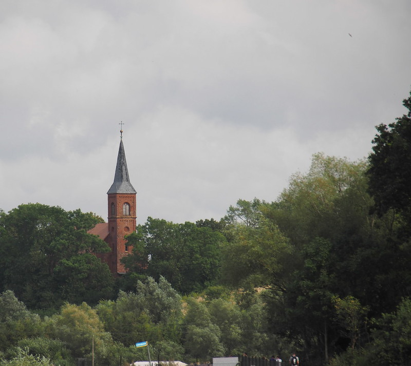 Kirche Rusinowo