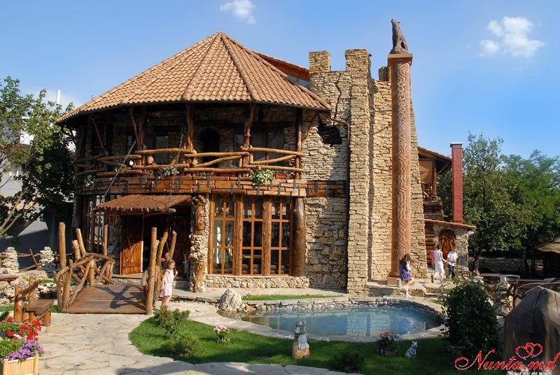 Popasul Dacilor - приветливое, теплое и необычное место! > Фото из галереи `Popasul Dacilor - tradiţia stămoşilor noştri!`