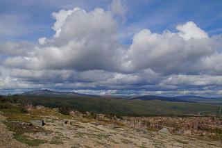 072 Tussenstop bij Finger Mountain