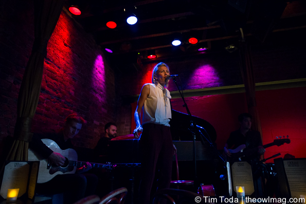 Bird @ Rockwood Music Hall, NYC-2