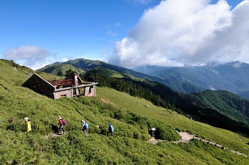 合歡山東峰步道