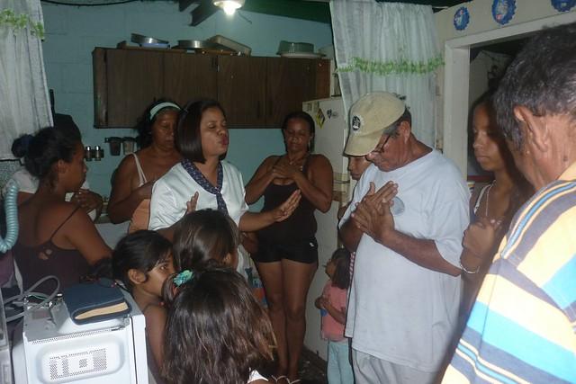 Casas de Oración: Estado Nueva Esparta, 13-09-15