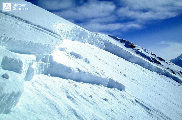 10 tyrolských vzorů lavinového nebezpečí