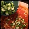 #Homemade #Seafood #Gumbo #CucinaDelloZio - add okra
