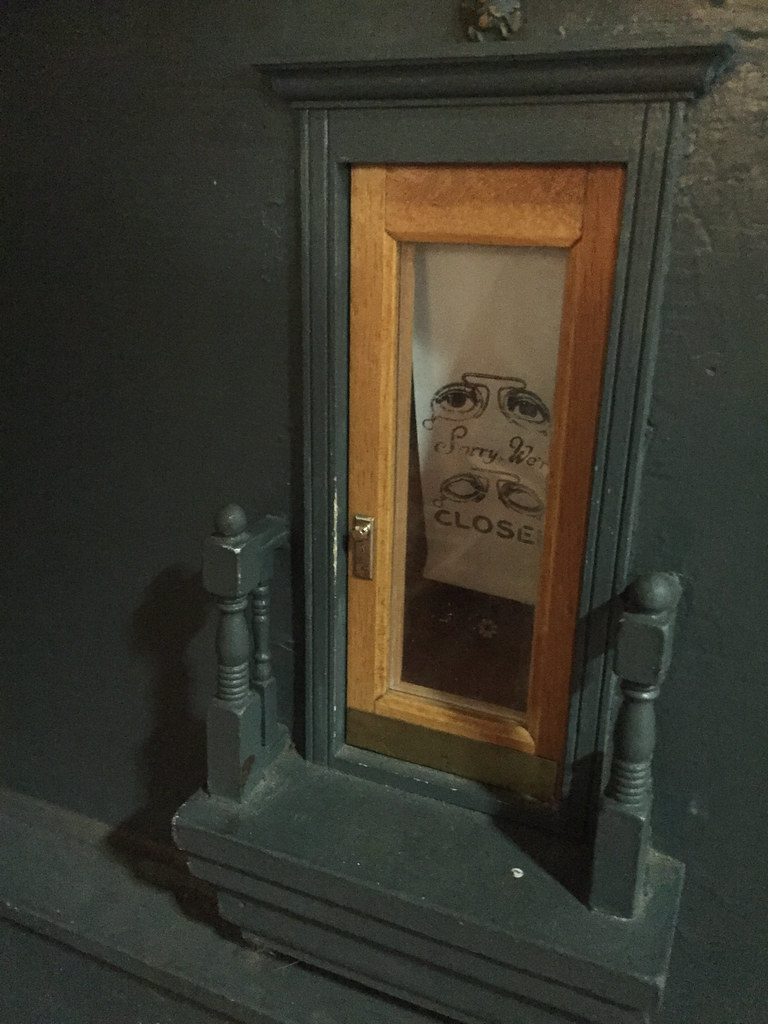 Fairy doors of Ann Arbor