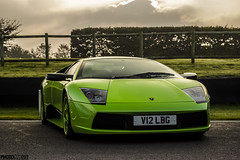 Another green Lambo