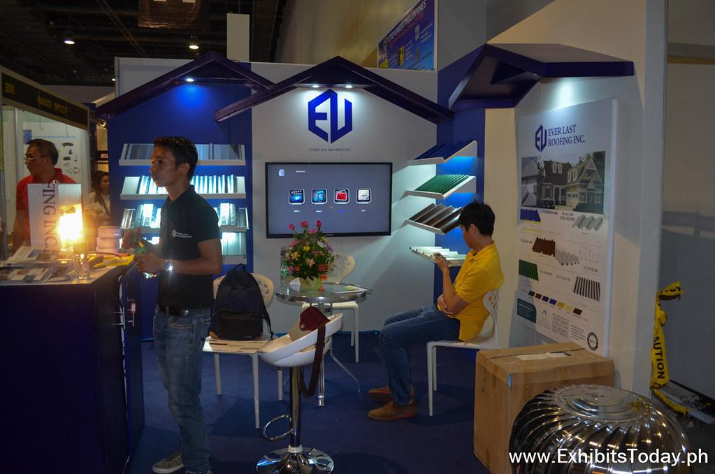 Everlast Exhibit Booth