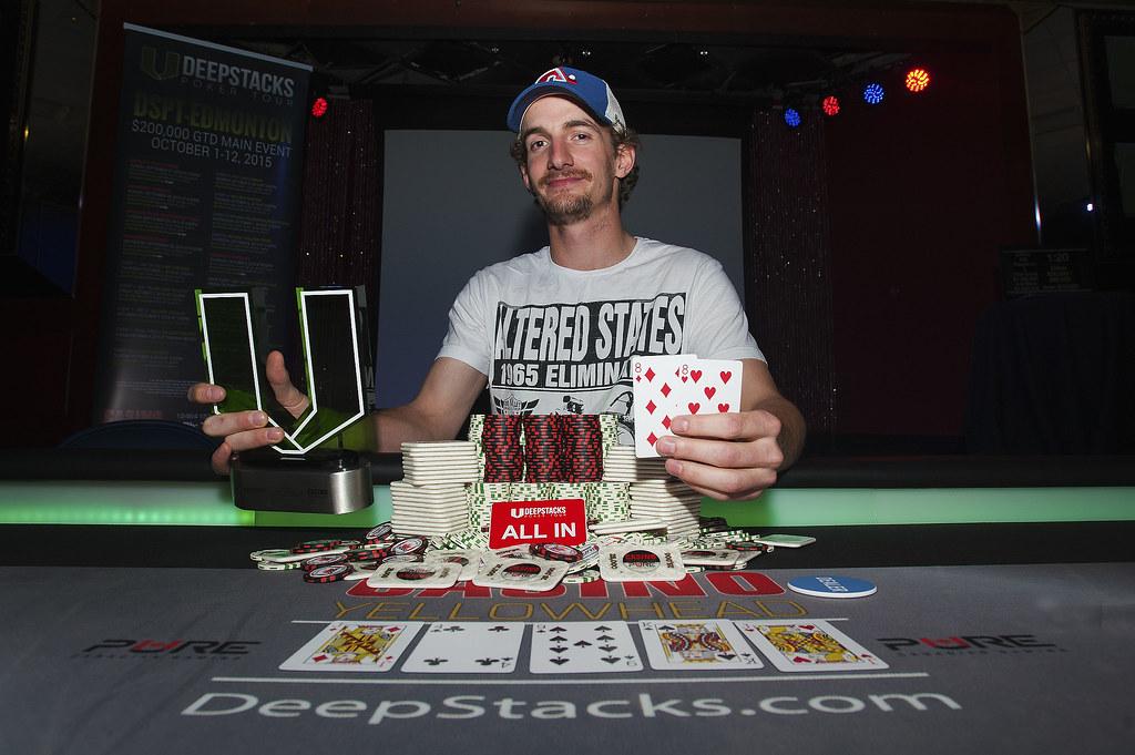 Mike Smith Wins DSPT-Edmonton