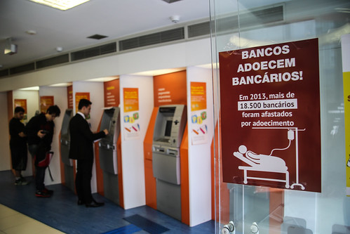 Greve Nacional dos Bancários 2015: Dia 8