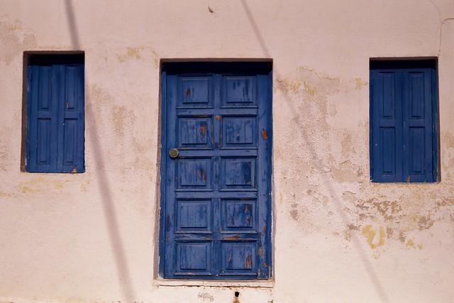 Schinoussa - Chora - maison 1