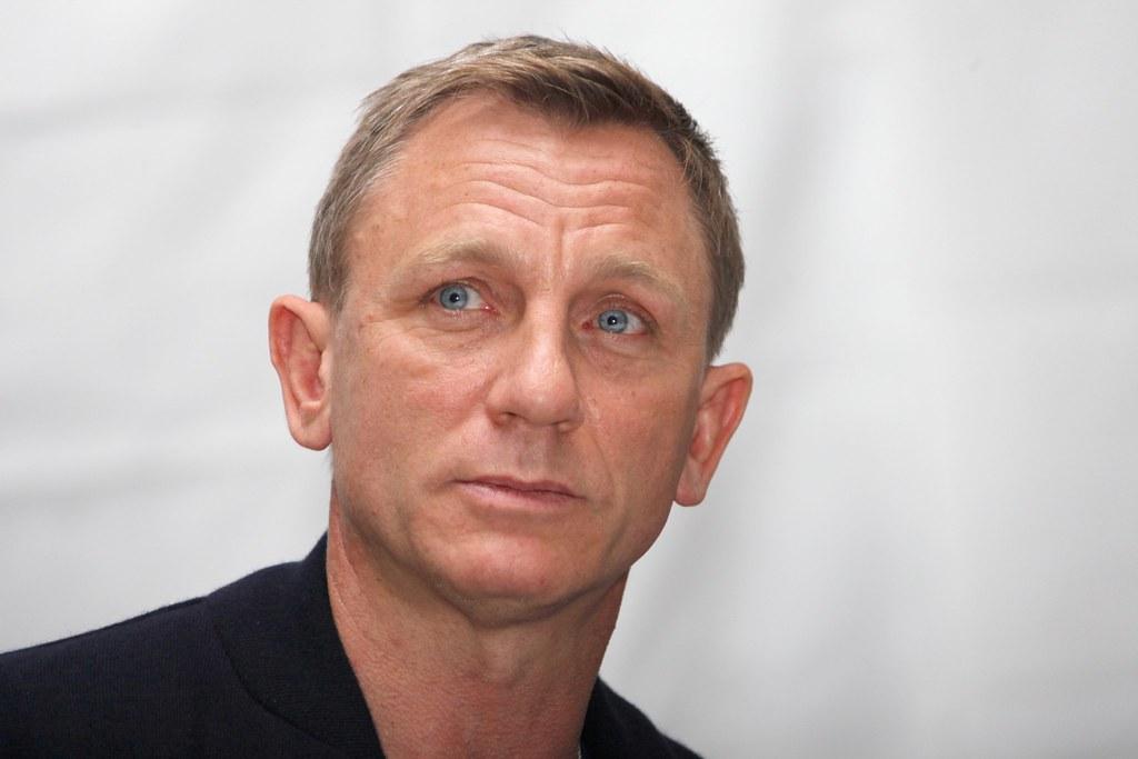 Дэниел Крэйг — Пресс-конференция «007: СПЕКТР» 2015 – 30
