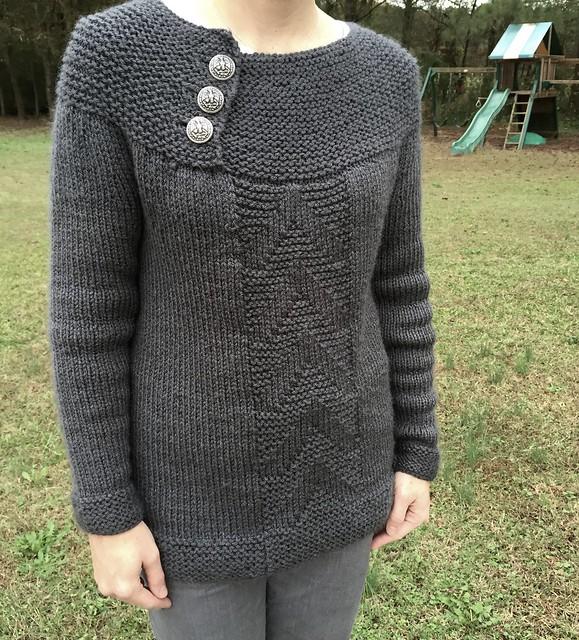 Antrorse Sweater