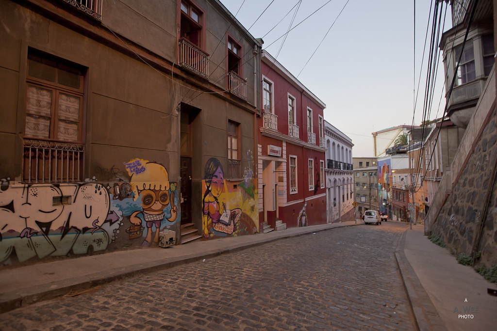 Alleyway Gálvez