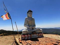 Myanmar: Vzhůru na Mt. Victoria