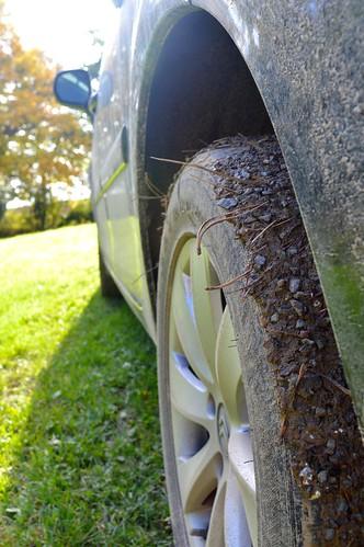 Mucky Tyres