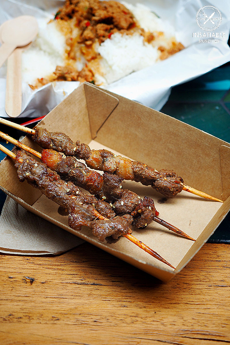 Lamb Skewers, Lamb and Cumin: Sydney Food Blog Review