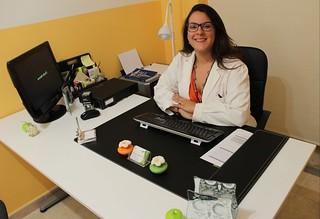 Casamassima-La dottoressa Mariacristina Maiorano