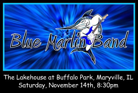 Blue Marlin Band 11-14-15