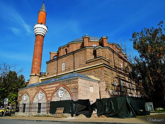 Мечеть Баня Баши. София. Mechet Banya Bashi