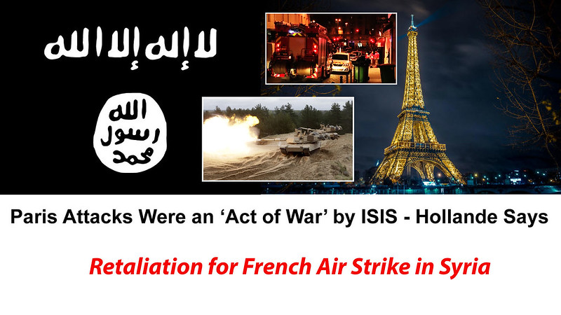 ISIS an act of war