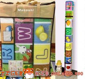 23044526053 993bc81c2e o Thảm chơi trẻ em 2 mặt hàng tốt nhất hãng Maboshi kích thước 1,8x2m T 569