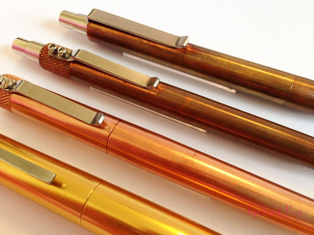 Review @KaraKustoms Fountain K Copper Fountain Pen (15)