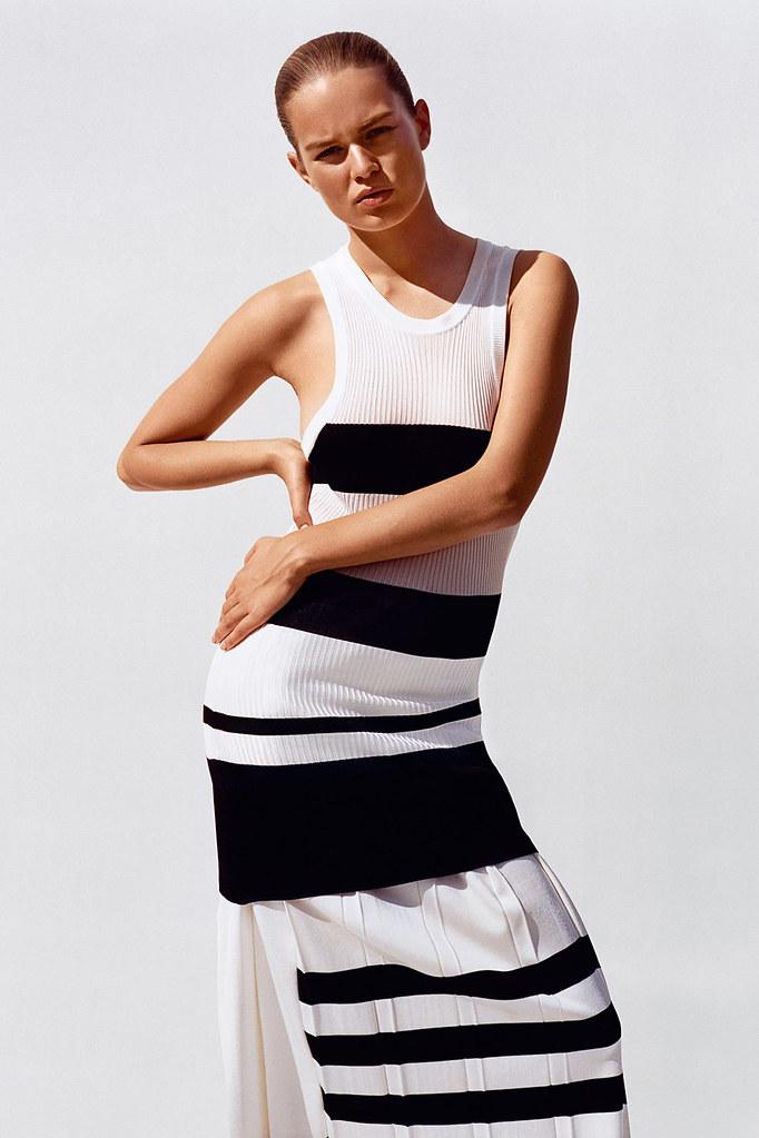 Анна Эверс — Фотосессия для «Vogue» UK 2015 – 2