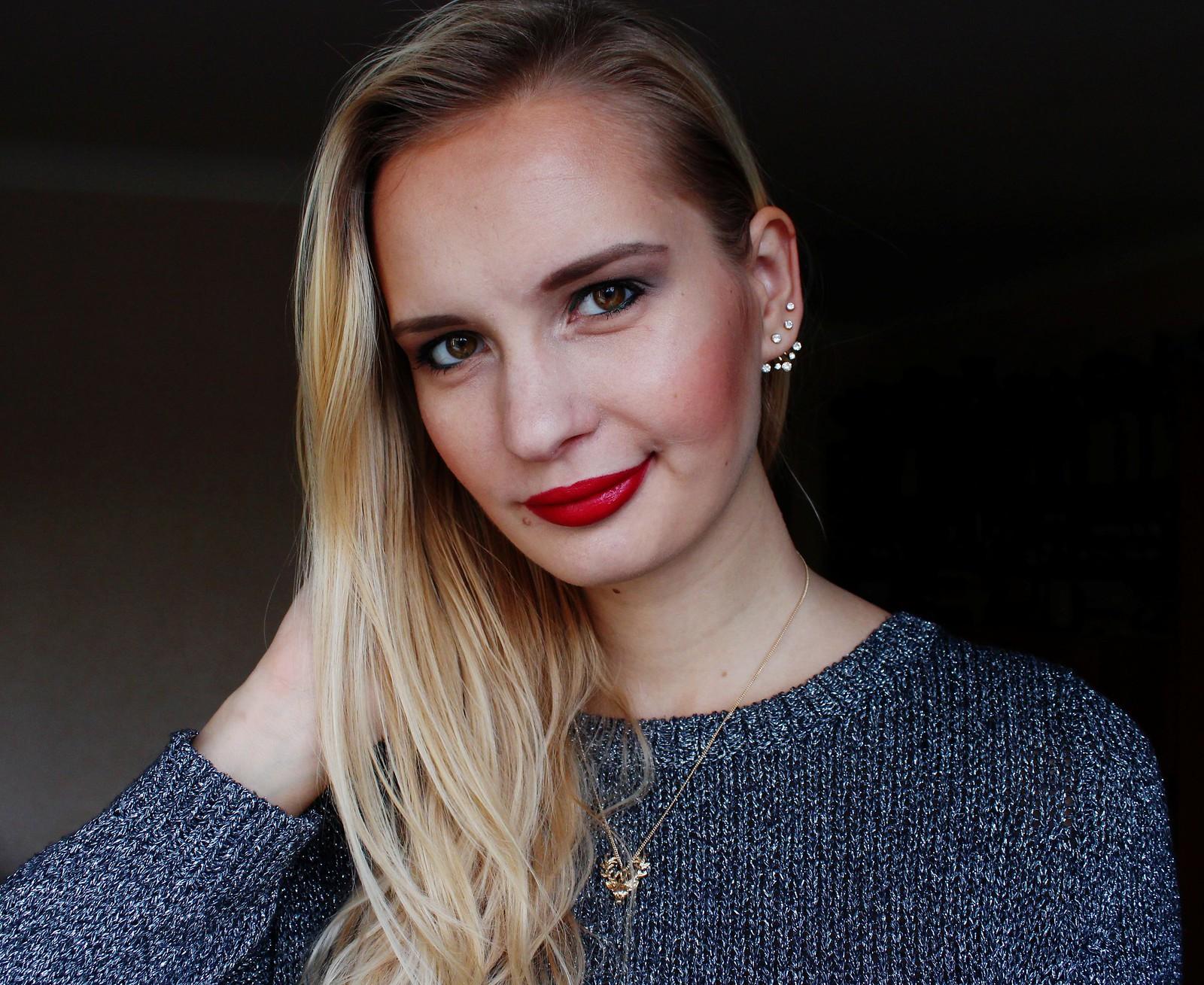 Festive makeup inspiration
