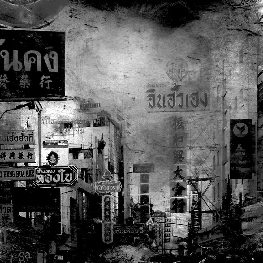 Yaowarat Rd, Chinatown Bangkok. © S.A