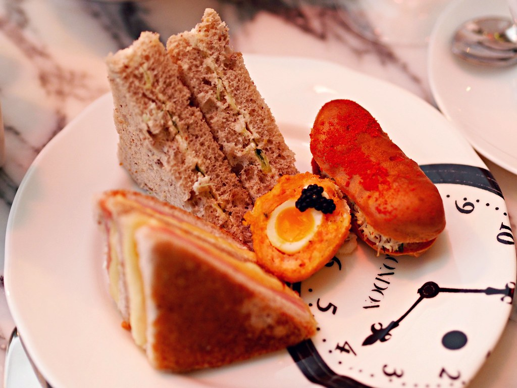 Sanderson Mad Hatters Gluten Free afternoon tea review 8