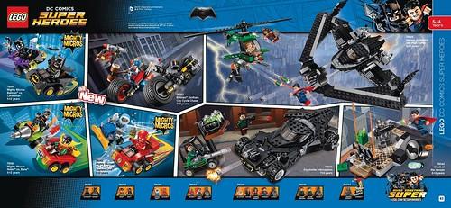 LEGO DC Super Heroes 2016