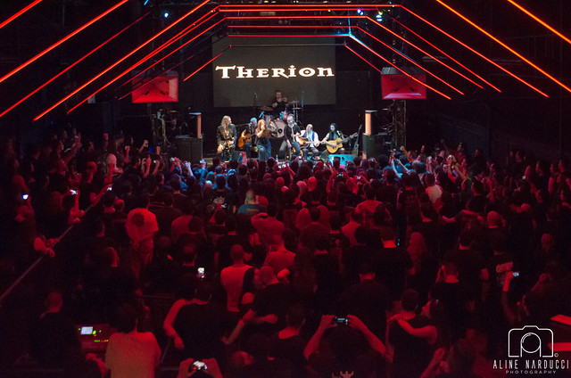 Therion - Live Clash Club - 29-11-2015
