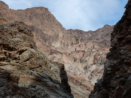 Death Valley NP - Natural Bridge - 3