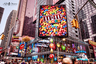 M&M's World - Hershey's Times Square Store | by Kofla Olivieri