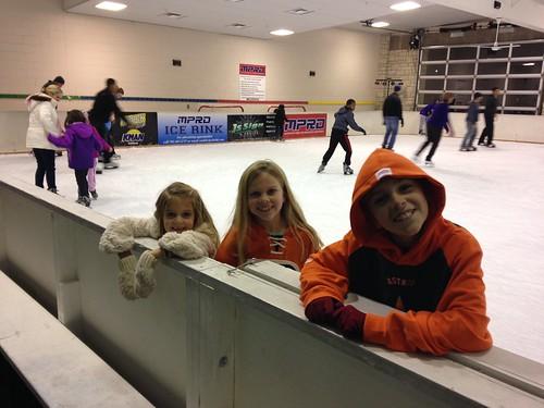 Ice Skating 2015