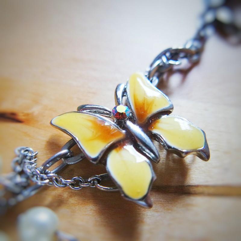 The Butterfly Tree-of-life Bracelet (BT-O-L) 4