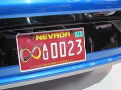 Futuristic plate