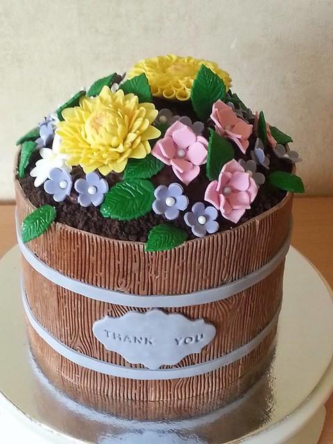 Cake by Nina's Cakes